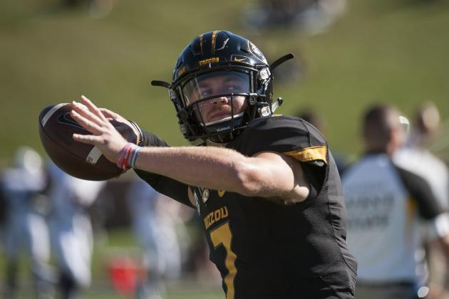 Maty Mauk Indefinitely Suspended by Missouri: Latest Details, Comments, Reaction