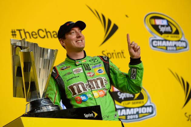 Why Kyle Busch Is Set Up to Be NASCAR's Biggest Star for the Next Decade