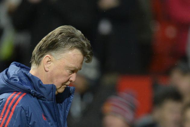 Louis van Gaal Resignation Rumours Denied as Ed Woodward Eyes Pep Guardiola