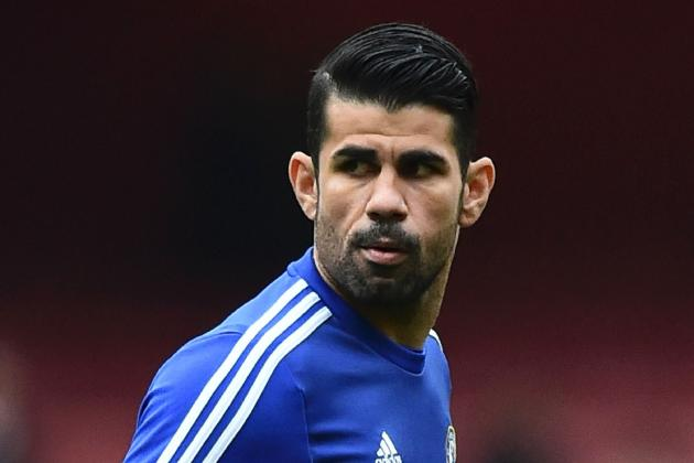 Diego Costa Labelled a 'Serial Cheat' by Former Arsenal Chairman Peter Hill-Wood