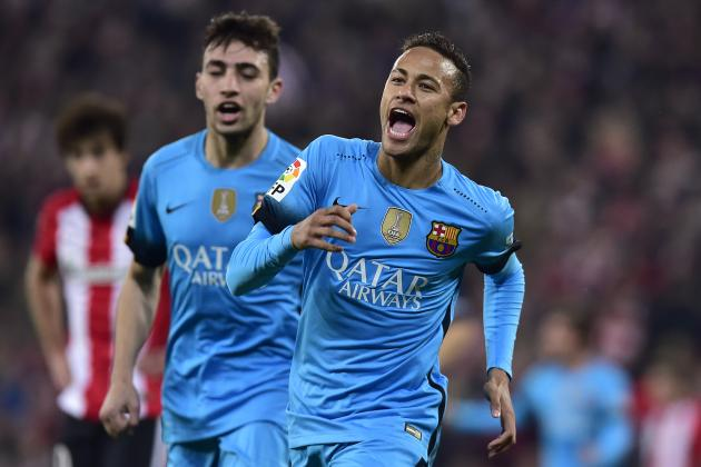 Luis Enrique Talks Neymar Contract, Cristiano Ronaldo, More in Athletic Presser