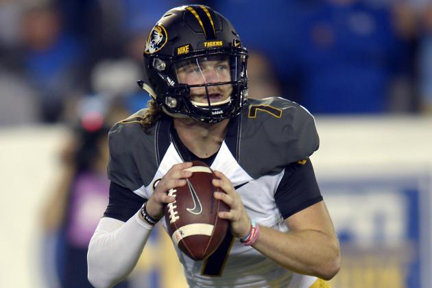 After Latest Suspension, It's Time for Missouri to Cut Ties with QB Maty Mauk