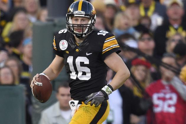 C.J. Beathard Injury: Updates on Iowa QB's Recovery from Sports Hernia Surgery