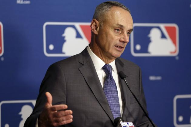 Rob Manfred Speaks on Potential of MLB Adding Regular-Season Games in London