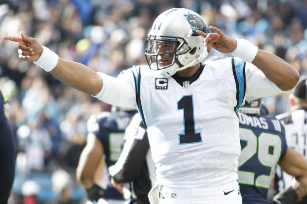 Seahawks Fan Starts Petition to Ban Panthers' Cam Newton from CenturyLink Field