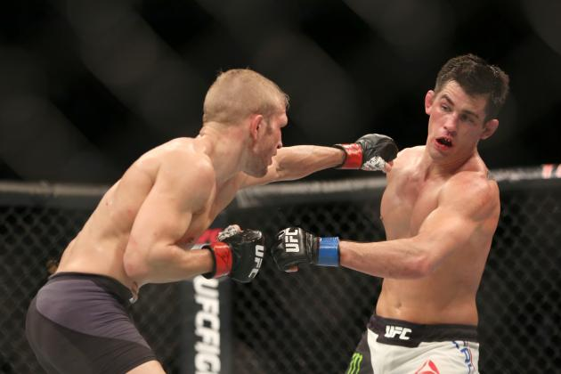 TJ Dillashaw Talks Dominick Cruz Rematch, Potential Urijah Faber UFC Title Shot