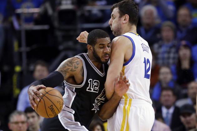 Warriors Crush Spurs, LaMarcus Aldridge Disables Twitter Account