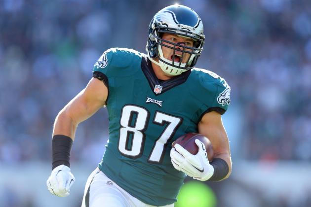 Brent Celek, Eagles Reportedly Agree on New Contract: Latest Details, Reaction