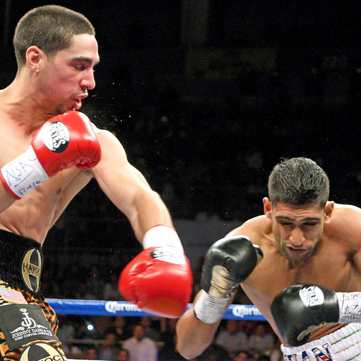 Danny Garcia Vs. Amir Khan Fight Deadline Outlined By WBC