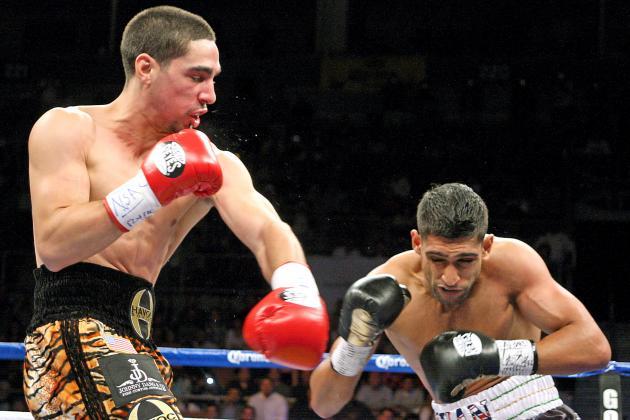Danny Garcia vs. Amir Khan Fight Deadline Outlined by WBC President