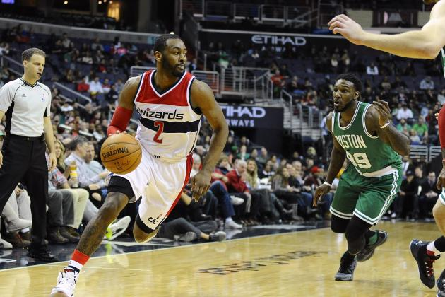 John Wall Signs with Agent Rich Paul: Latest Details and Reaction