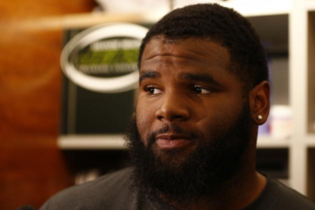Sheldon Richardson Reportedly Sentenced for July Traffic Incident