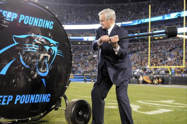 Panthers Owner Jerry Richardson Paying for Entire Staff to Go to Super Bowl 50
