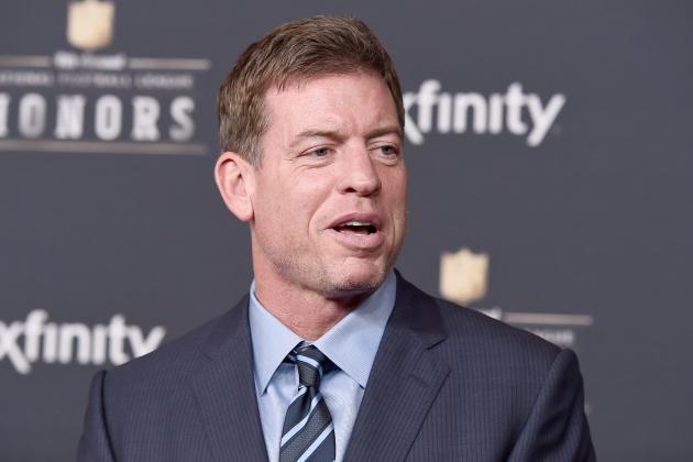 Troy Aikman Believes Robert Griffin III or Johnny Manziel Will Be Cowboys Backup