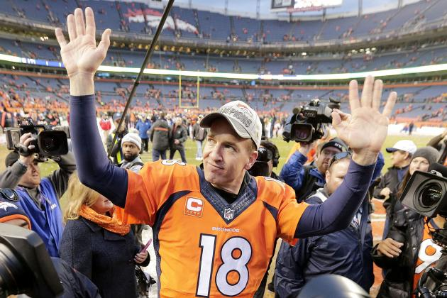 Peyton Manning Informs Broncos He Will Retire