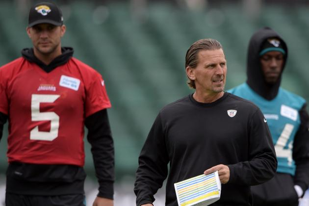 Jaguars OC Greg Olson Comments on Blake Bortles' Development