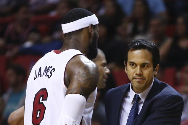 Miami Heat Minority Owner Says LeBron James Wanted Erik Spoelstra Fired