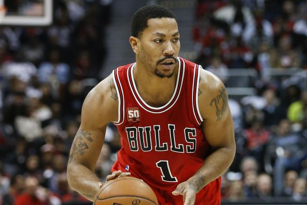 Derrick Rose Injury: Updates on Bulls Star's Status and Return