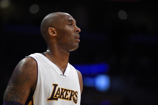 Kobe Bryant Injury: Updates on Lakers Star's Finger and Return