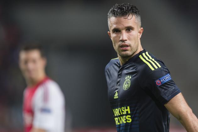 Chelsea Transfer News: Robin Van Persie Deal Eyed, Latest Alexandre Pato Rumours