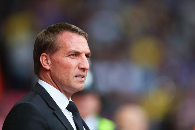 Brendan Rodgers Talks Louis Van Gaal, Manchester United and Luis Suarez