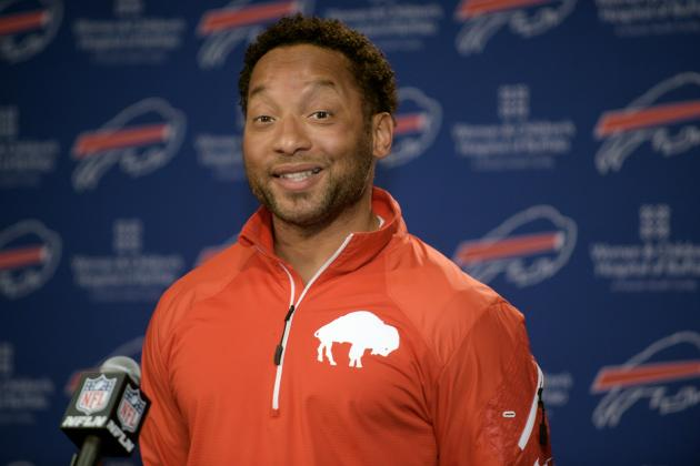 Bills GM Doug Whaley Comments on Potentially Selecting QB in 2016 NFL Draft