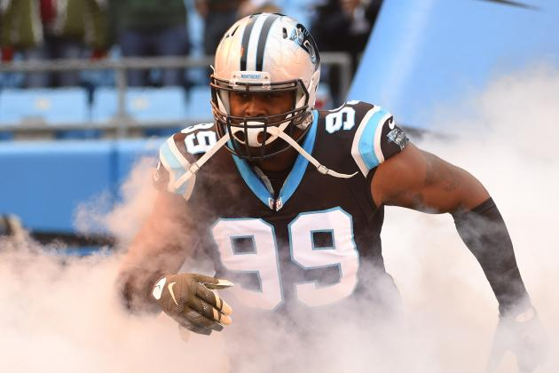 Panthers' Kawann Short Went from the Other DT to Elite NFL Defender