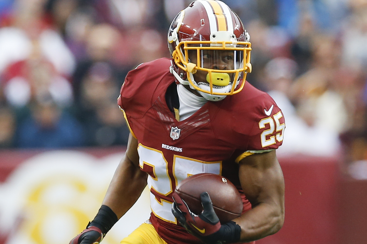 Chris Thompson Injury: Updates on Redskins RB's Recovery ...