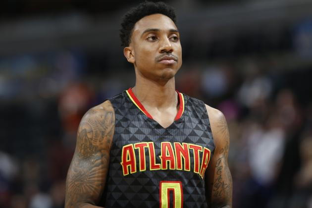 Jeff Teague Trade Rumors: Latest News and Speculation on Hawks PG