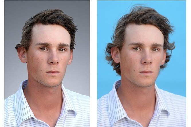 Golfer Thomas Pieters Shows How PGA Tour Gave Him a Haircut Via Photoshop