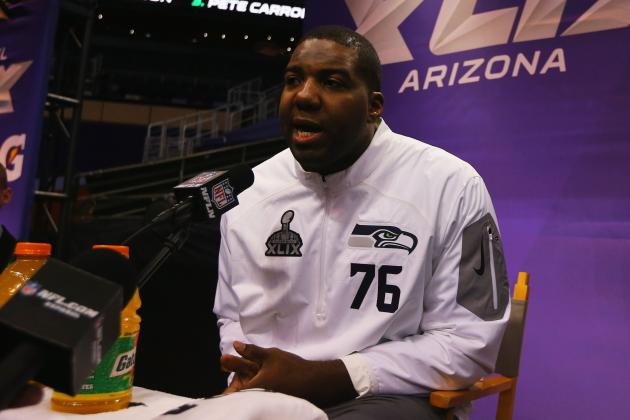 Russell Okung: Latest News, Rumors, Speculation Surrounding Free-Agent LT