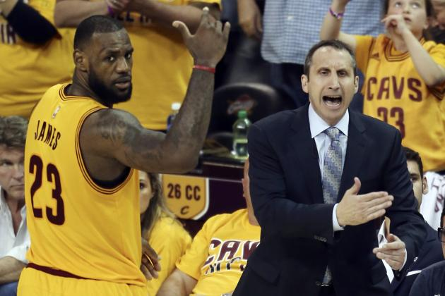 LeBron James Comments on 'Coach Killer' Label, Criticism and More