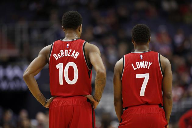 Raptors Tie Franchise Record with 9-Game Winning Streak
