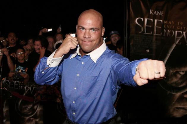 Kurt Angle Eyes MMA Fight, Names Kimbo Slice, Ken Shamrock as Possible Opponents