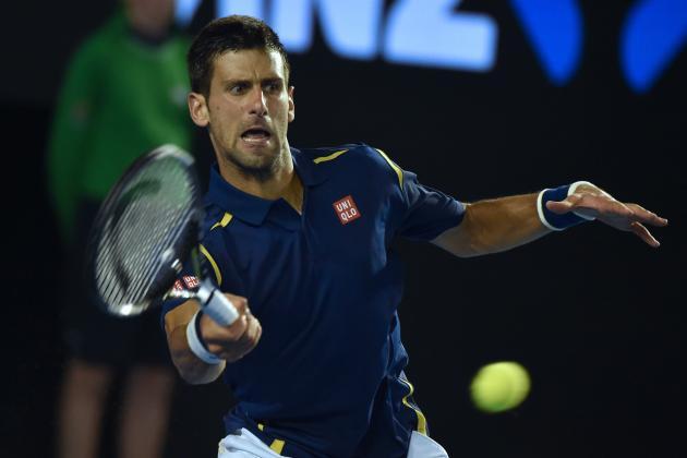 Djokovic vs. Federer: Score, Highlights from Australian Open Semifinals 2016