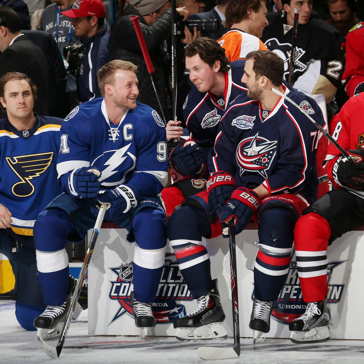 NHL All-Star Skills Competition 2016: Date, TV Schedule