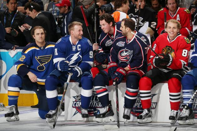 NHL All-Star Skills Competition 2016: Date, TV Schedule, Format, Events, Players