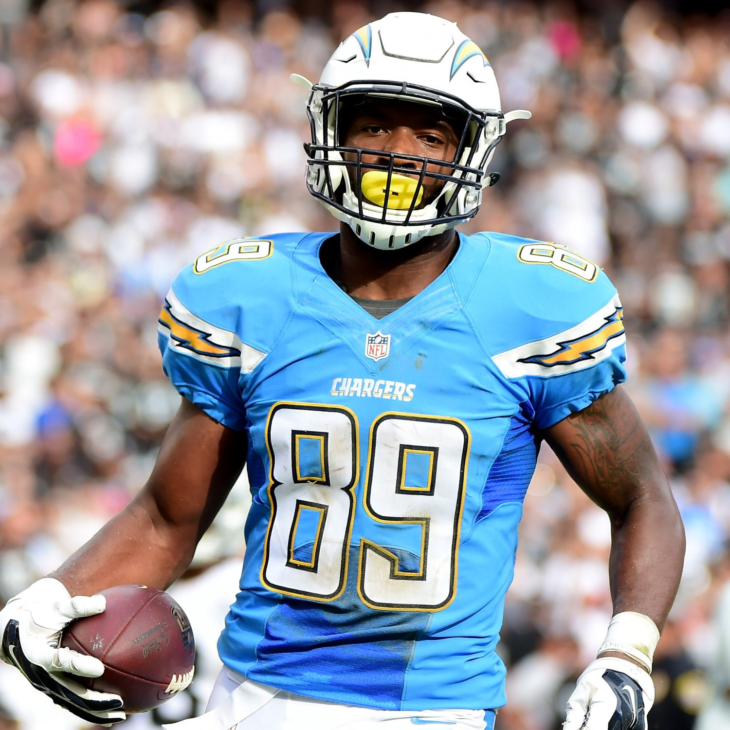 San Diego Chargers Contracts: Ladarius Green To Steelers: Latest Contract Details And