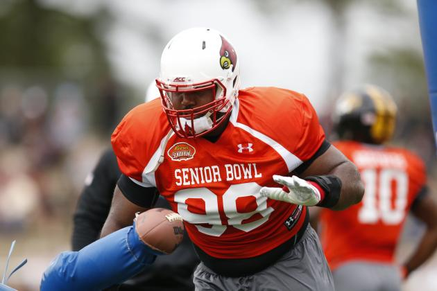 2016 Senior Bowl Scouting Notebook: Is Sheldon Rankins the Next Aaron Donald?