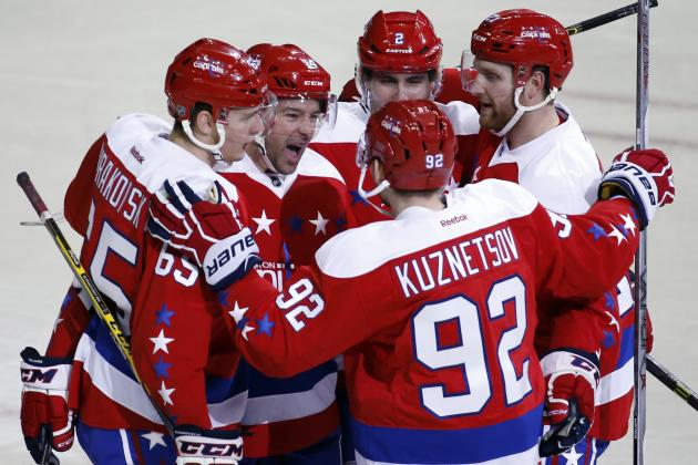 Capitals Voted Most Likely to Win Stanley Cup 2016 by NHL Coaches