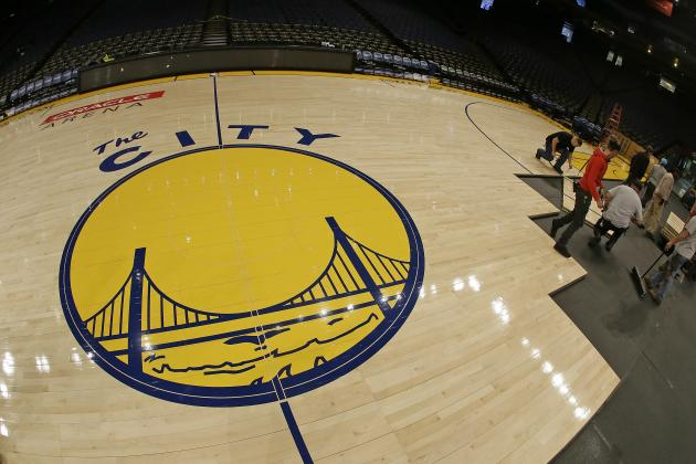 Warriors' San Francisco Arena Will Be Called 'Chase Center'
