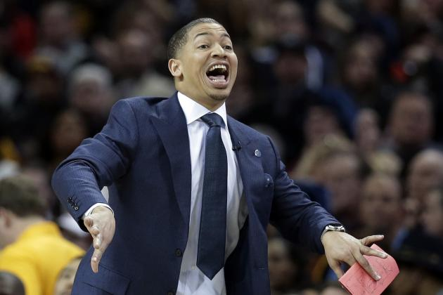Tyronn Lue Named Coach of Eastern Conference in NBA All-Star Game 2016