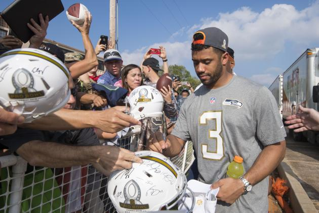 Pro Bowl Draft 2016 Results: Rosters and Reaction for Team Rice vs. Team Irvin