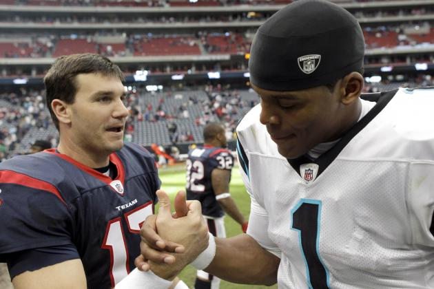 Jake Delhomme, Jordan Gross Compare '03 Panthers to Current Team