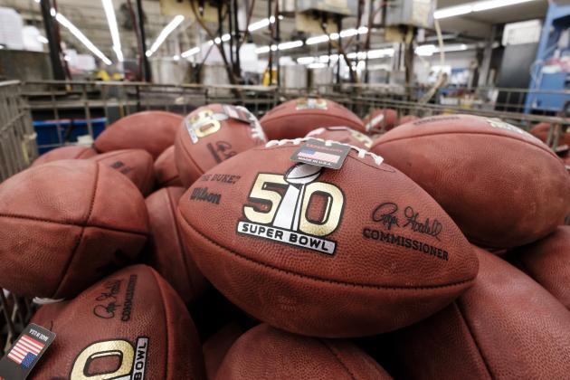 NFL Plans to Return to Roman Numerals After Super Bowl 50