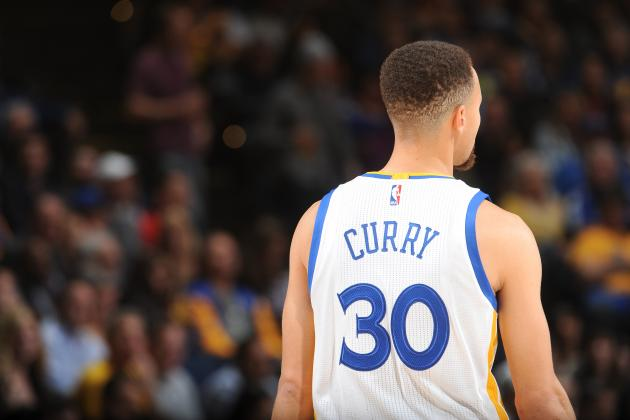 Curry Loses 36-Game Streak with 3-Pointer in 1st Half