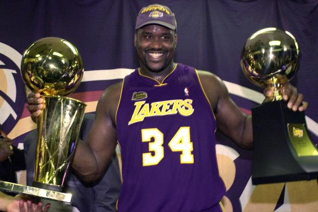 Lakers Announce Shaquille O'Neal Statue to Be Unveiled Next Season