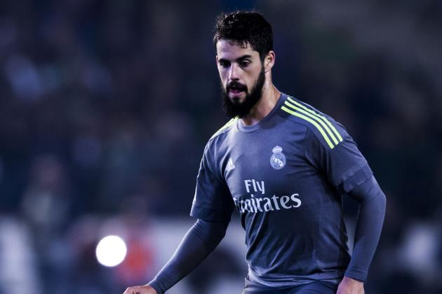 Arsenal Transfer News: Isco Fee Named by Real Madrid, Latest Rumours