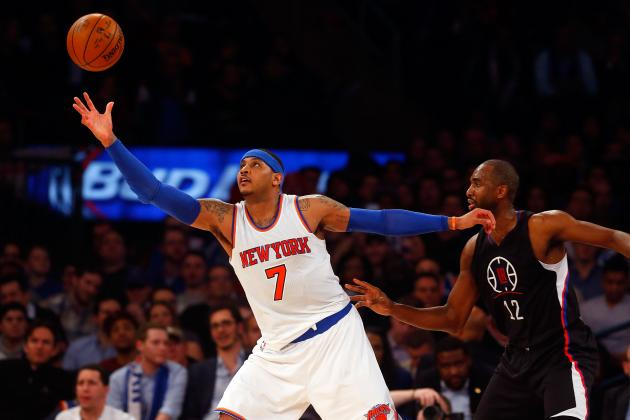 Incomplete NY Knicks Have a Lot to Address at NBA Trade Deadline