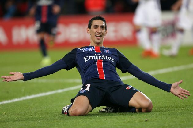Angel Di Maria Is the King of Paris and No One Can Stop Him